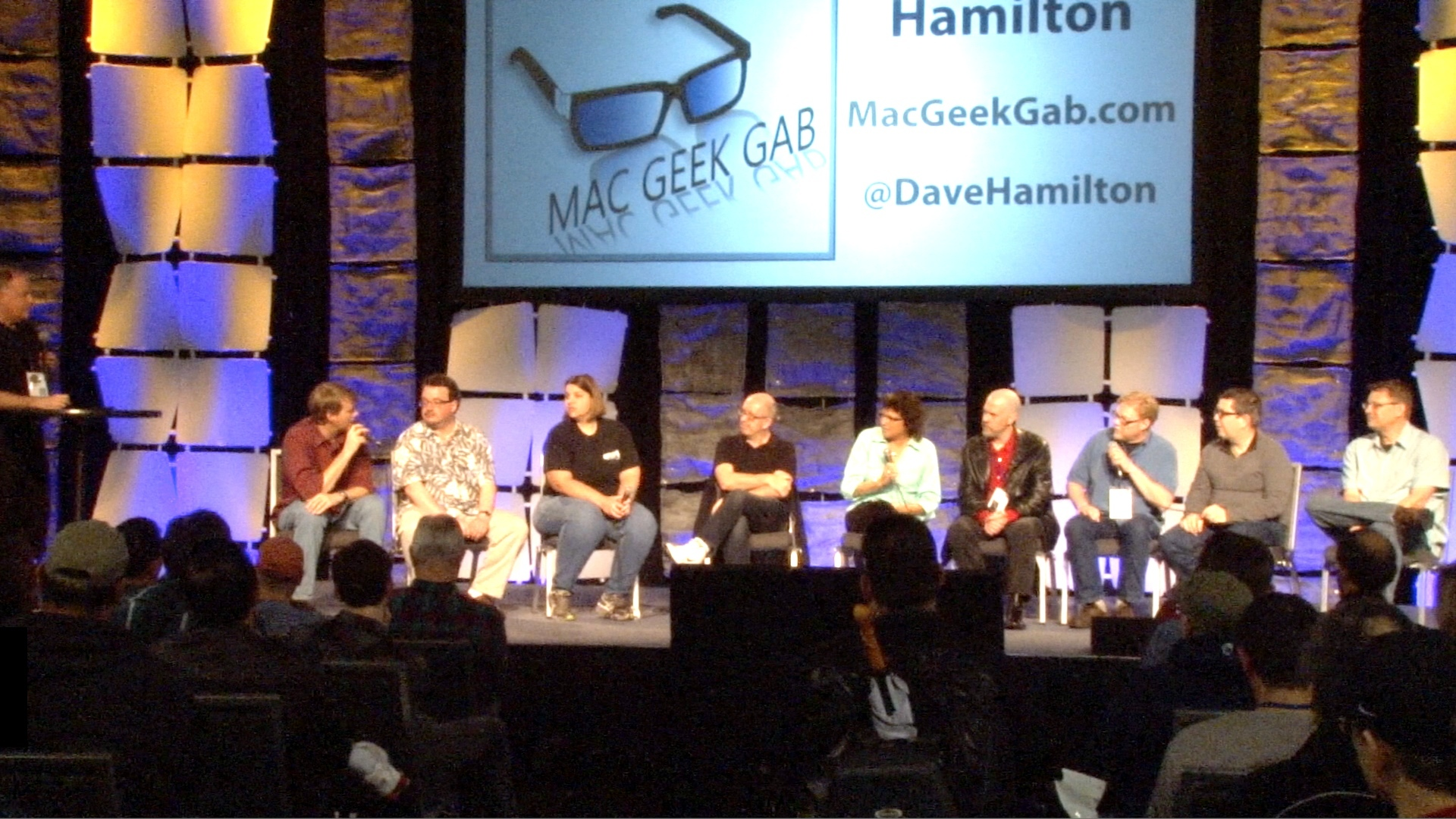 Mac Roundtable at Macworld/iWorld 2014
