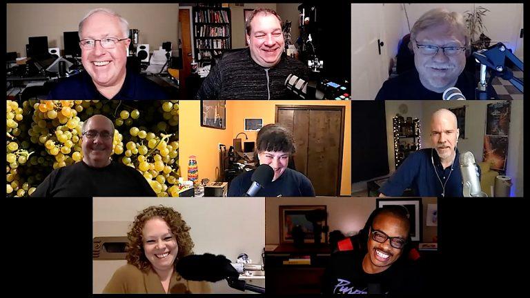 "MacVoices #20237: MacVoices Live! – The Apple ""Hi, Speed"" Event (3)"