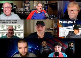 David Ginsburg, Jeff Gamet, Mark Fuccio, Guy Serle, Jim Rea, Andrew Orr, Kelly Guimont