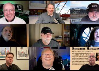 Chuck Joiner, David Ginsburg, Jim Rea, Frank Petrie, Guy Serle, Kelly Guimont, Warren Sklar, Jeff Gamet, Mark Fuccio