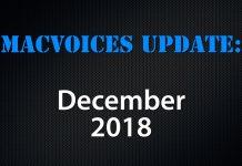 MacVoices Update - 2018-12
