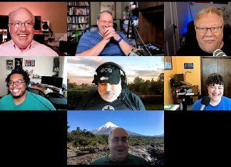 David Ginsburg, Jeff Gamet, Jay Miller, Jim Rea, Kelly Guimont, Mark Fuccio