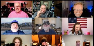 Chuck Joiner, David Ginsburg, Jeff Gamet, Jim Rea, Guy Serle, Warren Sklar, Mark Fuccio, Patrice Brend'Amour, Jay Miller, Brittany Smith, Kelly Guimont