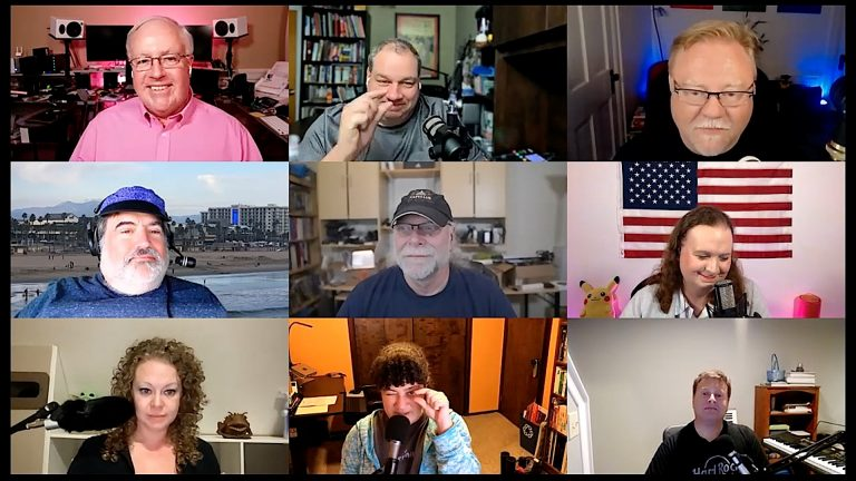 MacVoices #21194: MacVoices Live! More on Facebook Use, and Remembering Steve Jobs 10 Years Later (2)