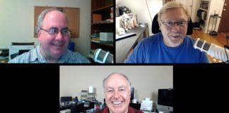 Mark Fuccio, Jeff Gamet, Chuck Joiner