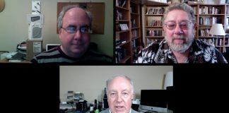 Mark Fuccio, Michael E. Cohen, Chuck, Joiner