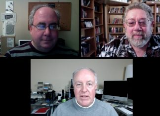 Mark Fuccio, Michael E. Cohen, Chuck, Joiner