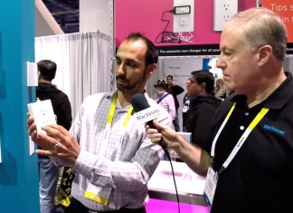 Michael Mataluni of thingCHARGER, Chuck Joiner