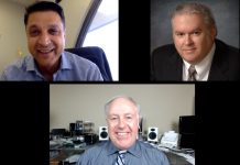 Mihir Shah, Gary Watson, Chuck-Joiner