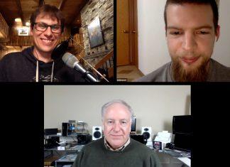 Mike Schmitz, Andrew Orr, Chuck Joiner