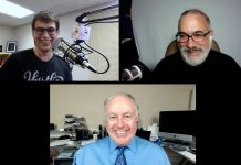 Mike Schmitz, Steve Sande, Chuck Joiner