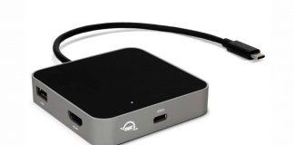 OWC USB-C Travel Dock
