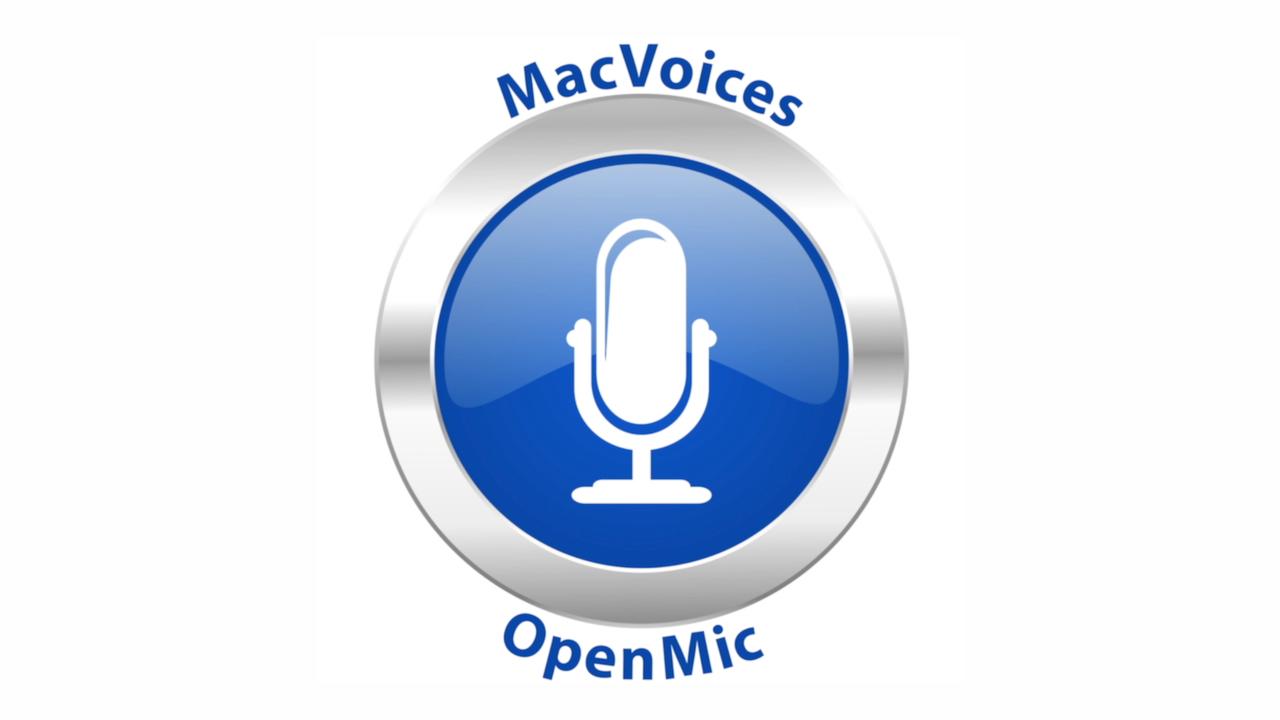 MacVoices OpenMic