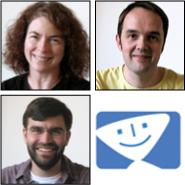 Jean MacDonald, Philip Goward, Greg Scown