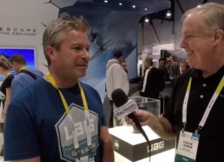 Steve Armstrong of Urban Armor Gear, Chuck Joiner