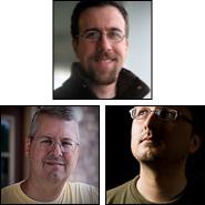 Jeff Carlson, Jeff Lynch, Justin Van Leeuwen