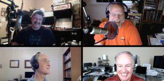 Tim Robertson, Guy Serle, Dr. Robert Carter, Chuck Joiner 2