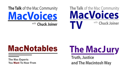 The MacVoices Group Shows