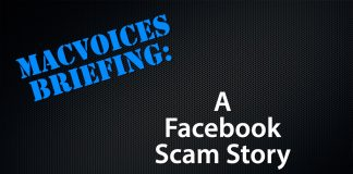A Facebook Scam Story