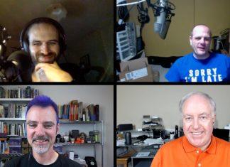 Bart Busschots, Brett Terpstra, Joe Kissell, Chuck Joiner