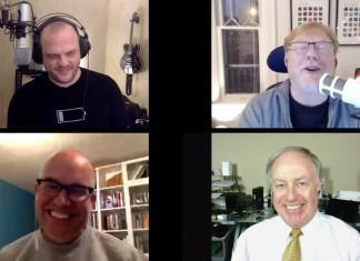 Brett Terpstra, Jeff Gamet, Weldon Dodd, Chuck Joiner