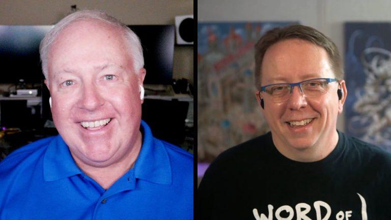 MacVoices #21169 – PlexiCam's Dan Keldsen On Their Webcam Mounting Device and Looking Good On Camera