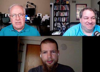 Chuck Joiner, David Ginsburg, Andrew Orr