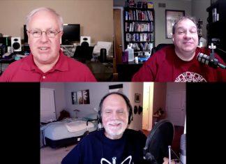 Chuck Joiner, David Ginsburg, Frank Petrie