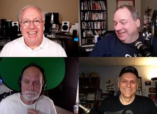 Chuck Joiner, David Ginsburg, Frank Petrie, Mike Potter