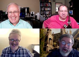Chuck Joiner, David Ginsburg, Josh Centers, Michael E. Cohen 2