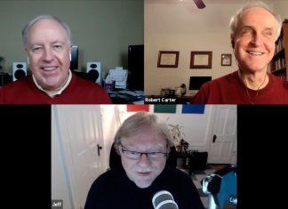 Chuck Joiner, Dr. Robert Carter, Jeff Gamet