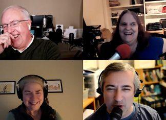 Chuck Joiner, Shelly Brisbin, Jean MacDonald, Mike T. Rose