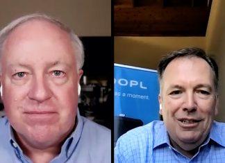 Chuck Joiner, Tim Trine of Noopl