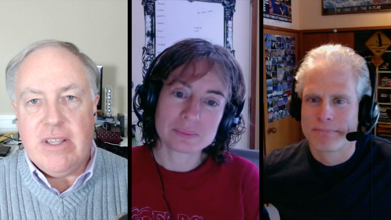 Chuck Joiner, Tonya Engst, Adam Engst