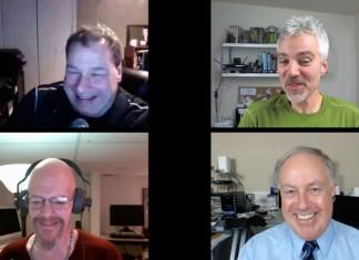 David Ginsburg, Joe Kissell, Peter Cohen, Chuck Joiner