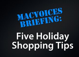 Five Holiday Shopping Tips