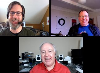Jeff Carlson, Kirk McElhearn, Chuck Joiner