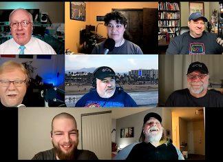 Chuck Joiner, Kelly Guimont, David Ginsburg, Jeff Gamet, Frank Petrie, Jim Rea, Guy Serle, Andrew Orr