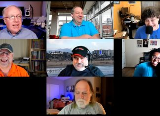 David Ginsburg,Kelly Guimont, Guy Serle, Jim Rea,Jay Miller,Frank Petrie