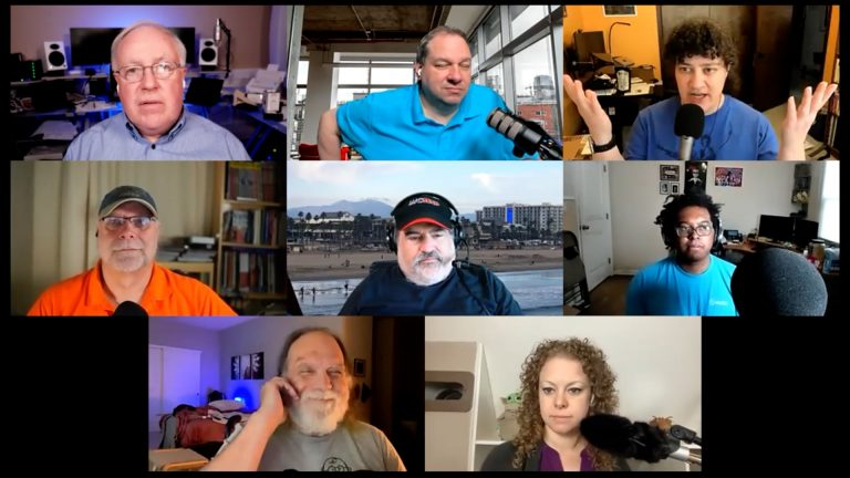 MacVoices #21072: MacVoices Live! – Apple's Dings in the Universe (3)