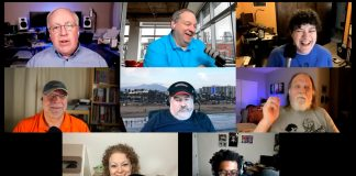 David Ginsburg,Kelly Guimont, Guy Serle, Jim Rea,Frank Petrie, Brittany Smith, Jay Miller