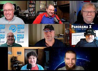 David Ginsburg, Jeff Gamet, Mark Fuccio, Guy Serle, Jim Rea, Kelly Guimont, Andrew Orr