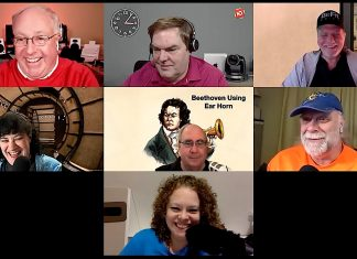 Chuck Joiner, Oliver Breidenbach, Frank Petrie, Kelly Guimont, Mark Fuccio, Guy Serle, Brittany Smith