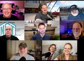 Chuck Joiner, David Ginsburg,Jim Rea,Mark Fuccio,Warren Sklar,Frank Petrie,Guy Serle, Logan Smith,Brittany Smith