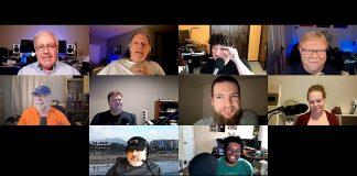 Chuck Joiner, Frank Petrie, Kelly Guimont, Jeff Gamet, Guy Serle, Warren Sklar, Andrew Orr, Brittany Smith, Jim Rea, Jay Miller