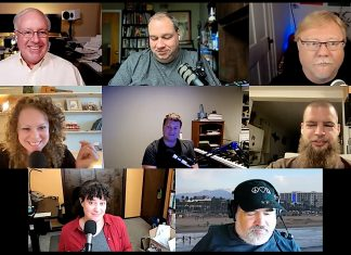 Chuck Joiner, David Ginsburg, Jeff Gamet, Brittany Smith, WarrenSklar, Andrew Orr, Kelly Guimont, Jim Rea
