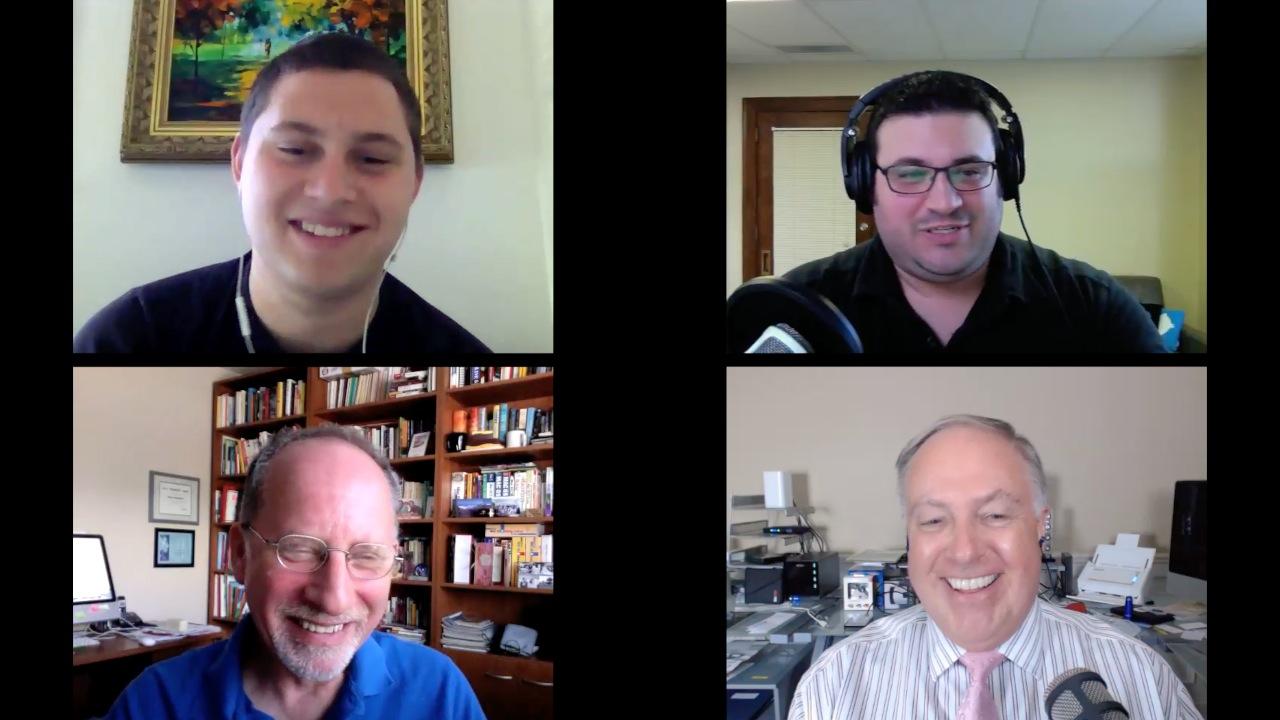 Mark Gurman, Jim Tanous, Ted Landau, Chuck Joiner