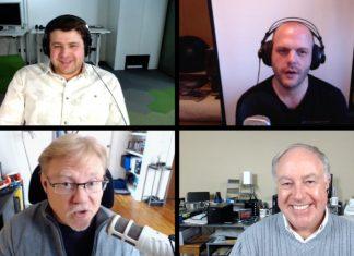 Oleksandr Kosovan, Brett Terpstra, Jeff Gamet, Chuck Joiner
