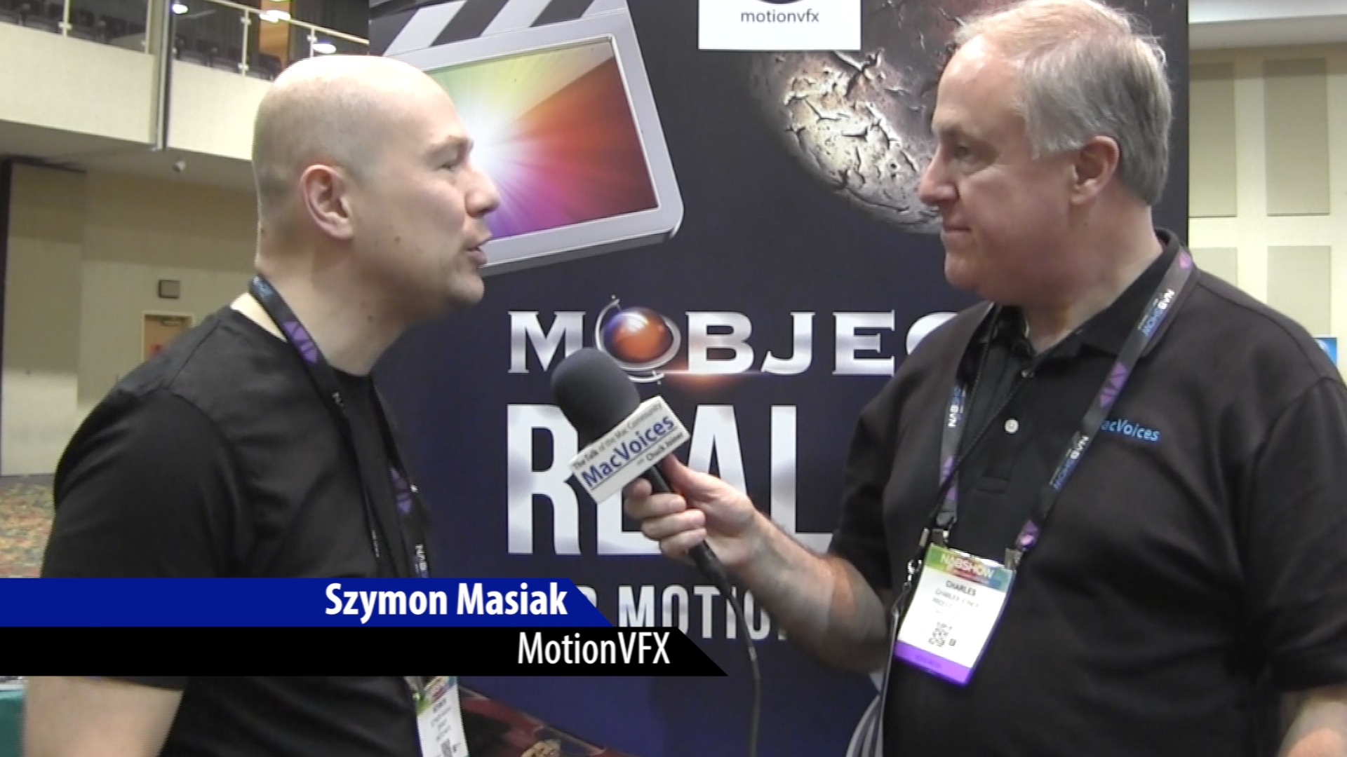 Szymon Masiak, Chuck Joiner
