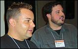 Rob Baca and Josh Rizzo